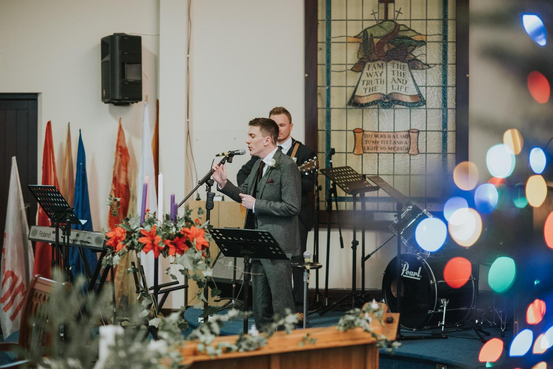 Malone Lodge Belfast Wedding 48