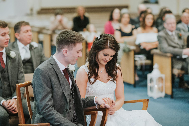 Malone Lodge Belfast Wedding 51