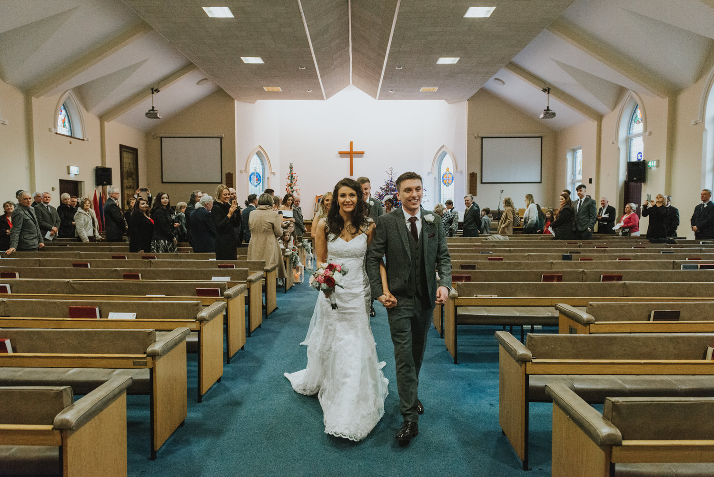 Malone Lodge Belfast Wedding 54