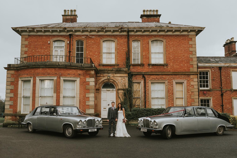 Malone Lodge Belfast Wedding 57