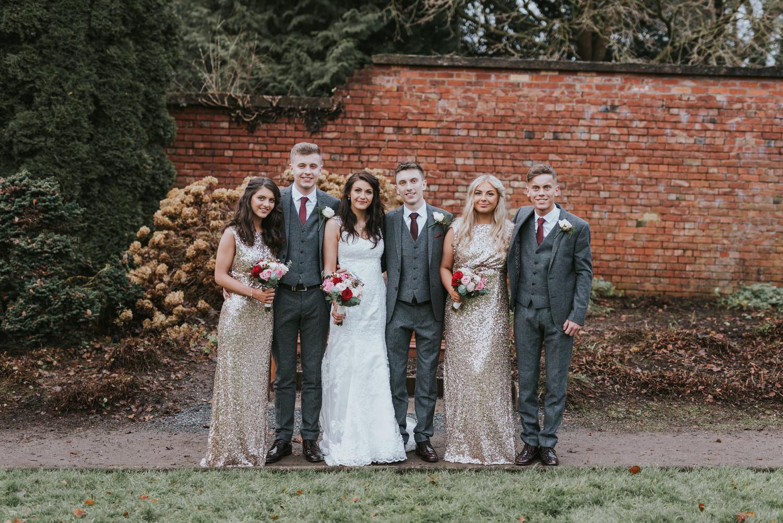 Malone Lodge Belfast Wedding 58
