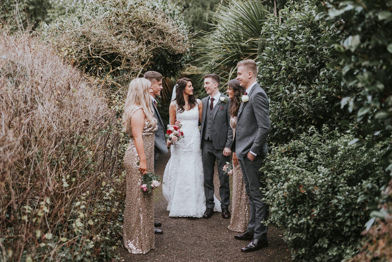 Malone Lodge Belfast Wedding 62