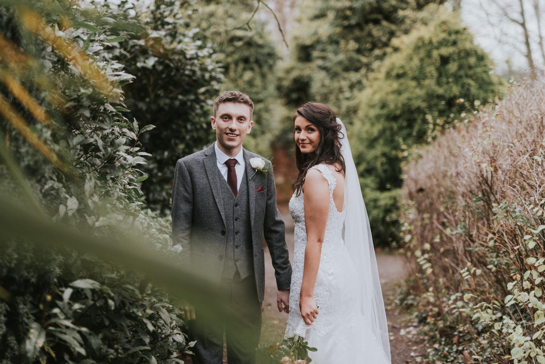 Malone Lodge Belfast Wedding 64