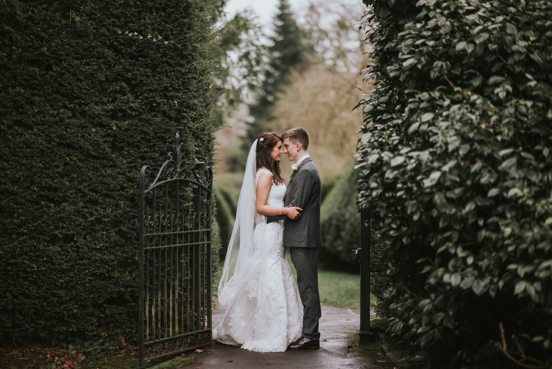 Malone Lodge Belfast Wedding 66