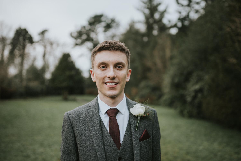 Malone Lodge Belfast Wedding 71