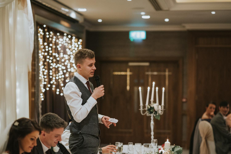 Malone Lodge Belfast Wedding 82