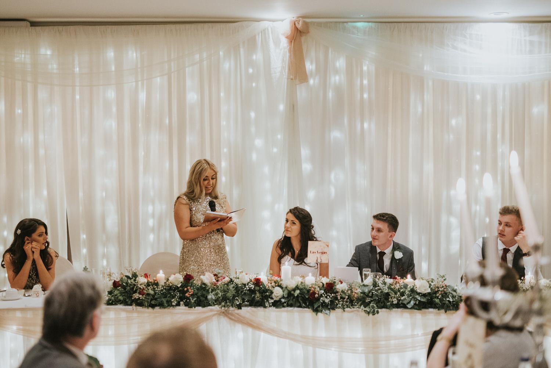 Malone Lodge Belfast Wedding 84