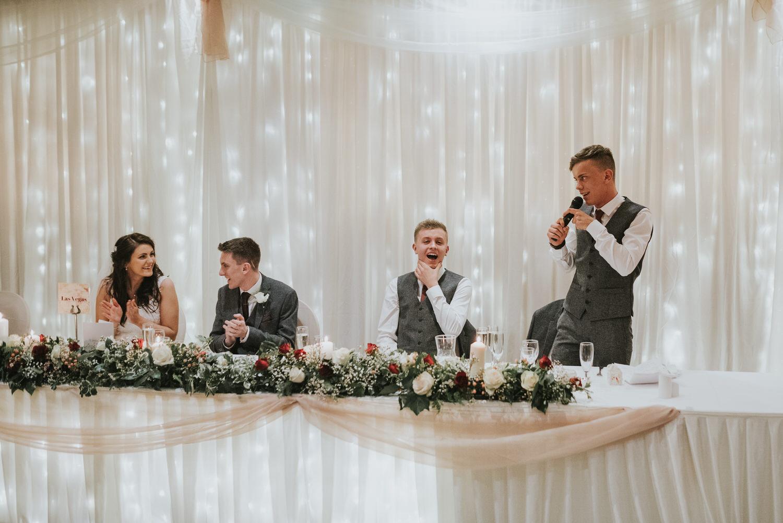 Malone Lodge Belfast Wedding 81