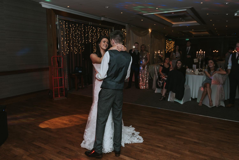 Malone Lodge Belfast Wedding 88