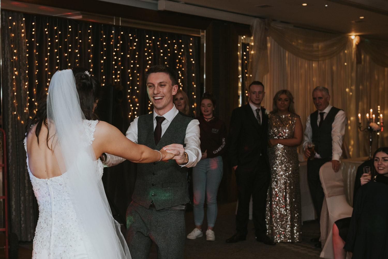 Malone Lodge Belfast Wedding 92