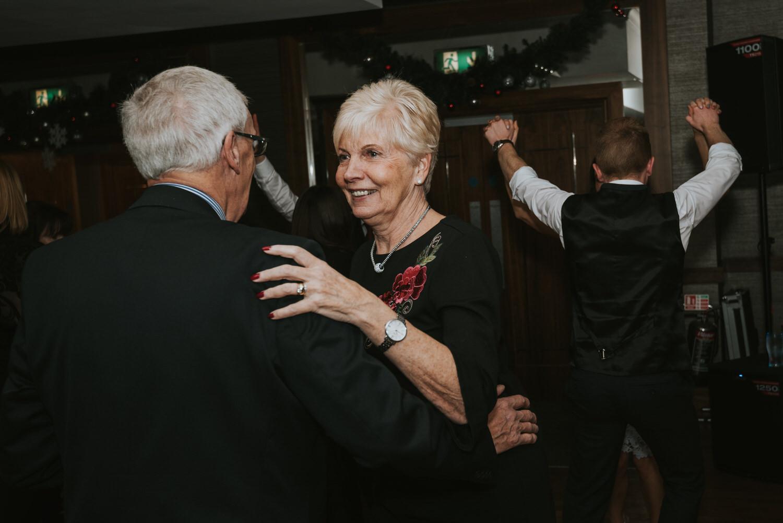 Malone Lodge Belfast Wedding 96