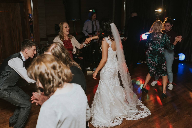 Malone Lodge Belfast Wedding 98