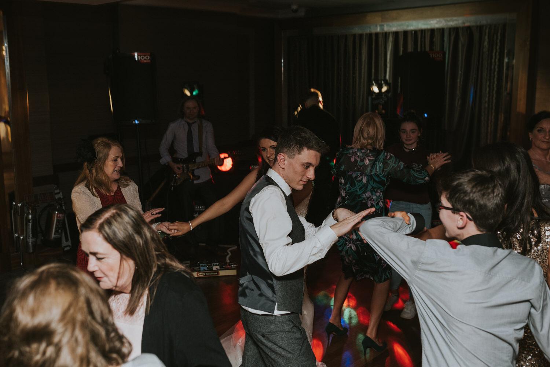 Malone Lodge Belfast Wedding 99