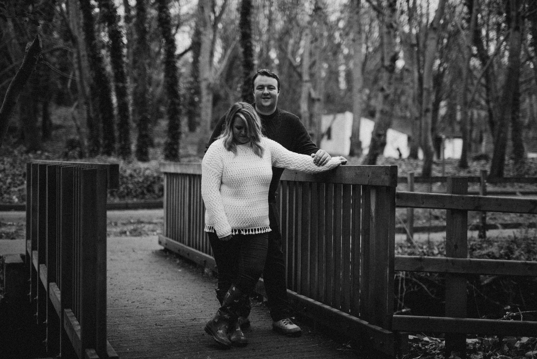 Crawfordsburn Country Park Engagement Photos 17