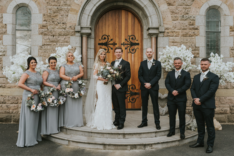 Wedding Photos at Tullylagan 63