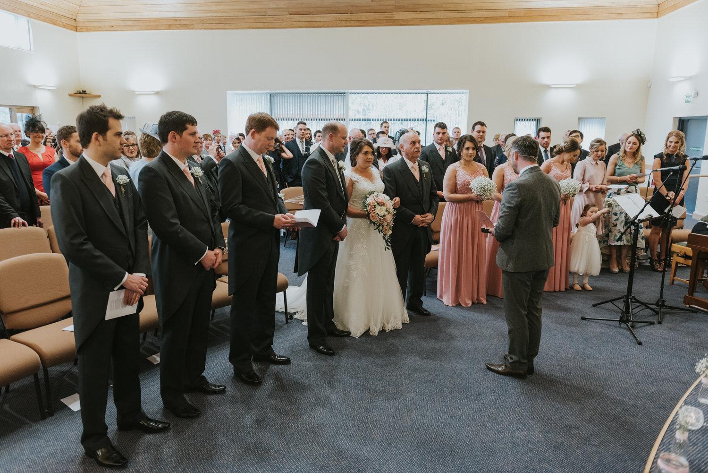 Leighinmohr Hotel Wedding 29