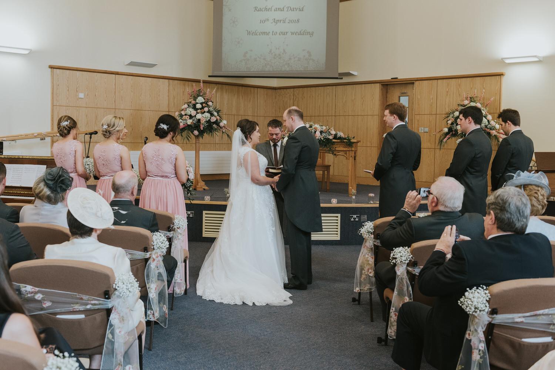 Leighinmohr Hotel Wedding 34