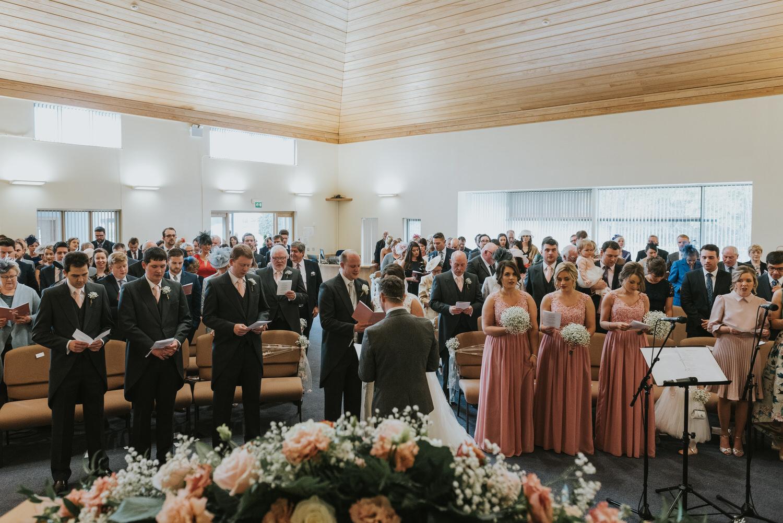Leighinmohr Hotel Wedding 37