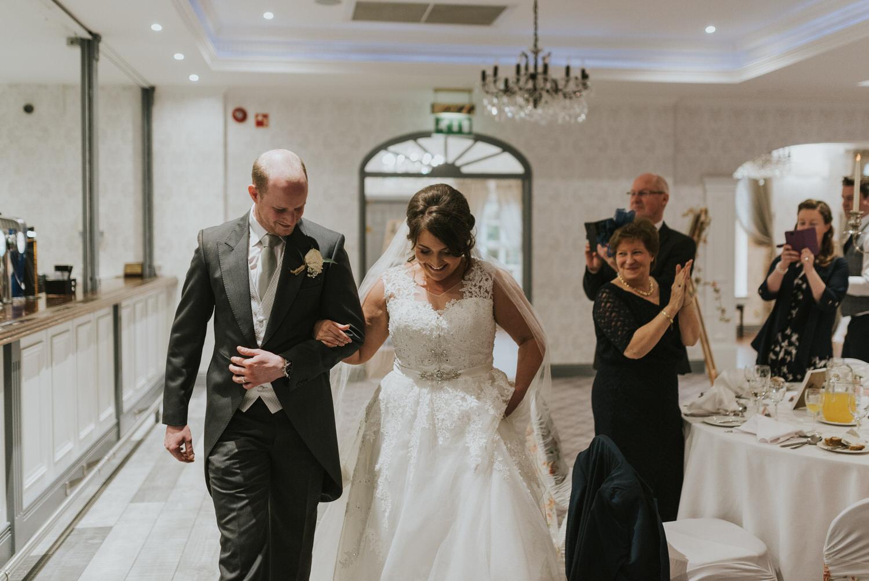 Leighinmohr Hotel Wedding 67