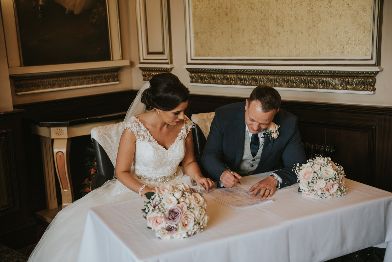 The Old Inn Wedding 57