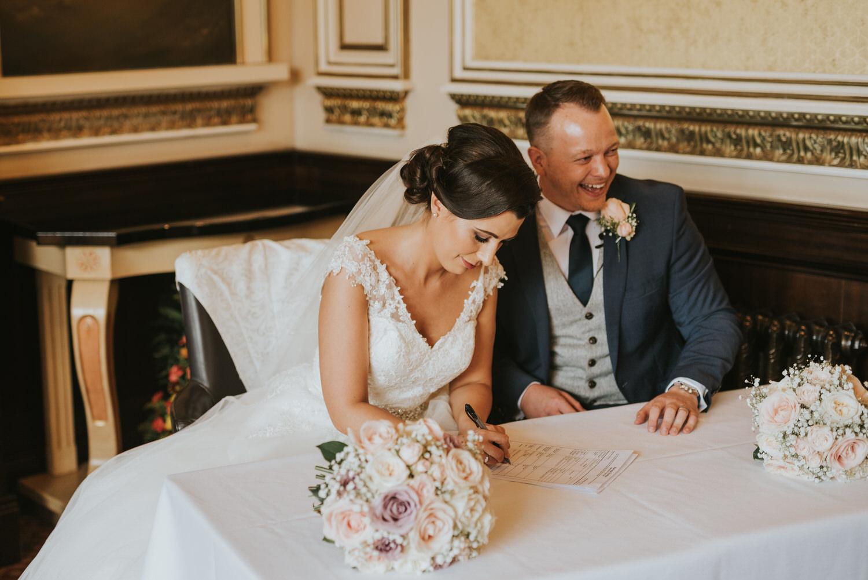 The Old Inn Wedding 58