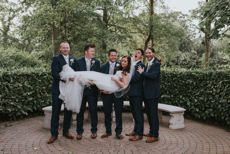 Clandeboye Lodge Wedding 110