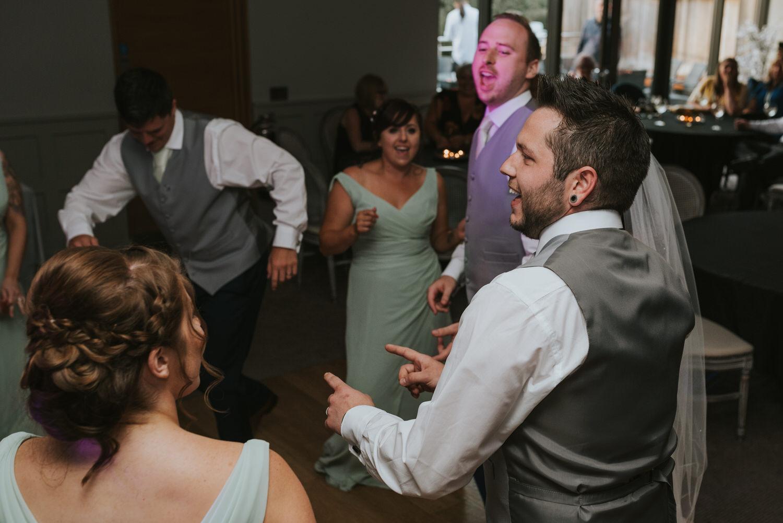 Clandeboye Lodge Wedding 122