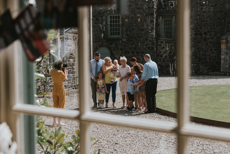 Lissanoure Castle Wedding 32