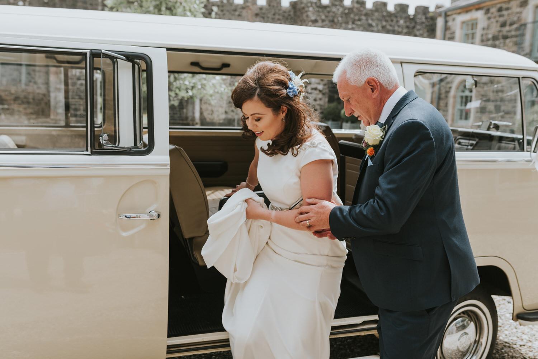 Lissanoure Castle Wedding 35