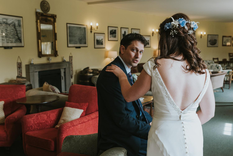 Lissanoure Castle Wedding 36