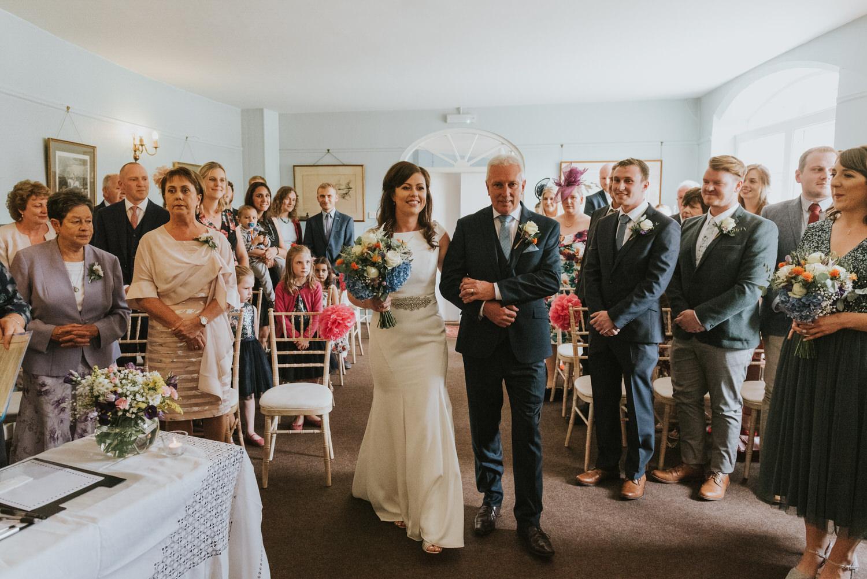 Lissanoure Castle Wedding 44