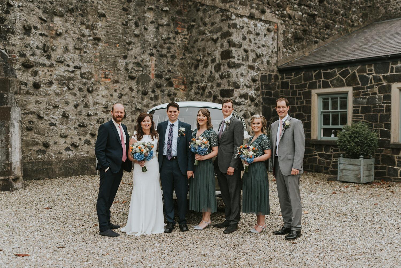 Lissanoure Castle Wedding 63
