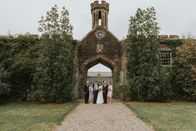 Lissanoure Castle Wedding 64
