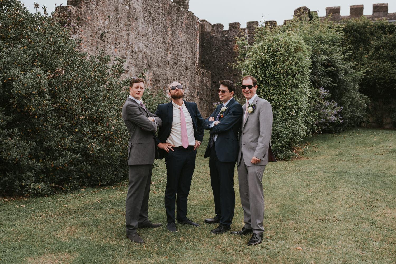 Lissanoure Castle Wedding 67