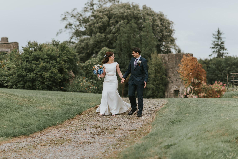 Lissanoure Castle Wedding 70