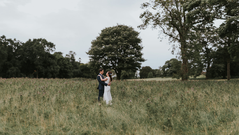 Lissanoure Castle Wedding 79
