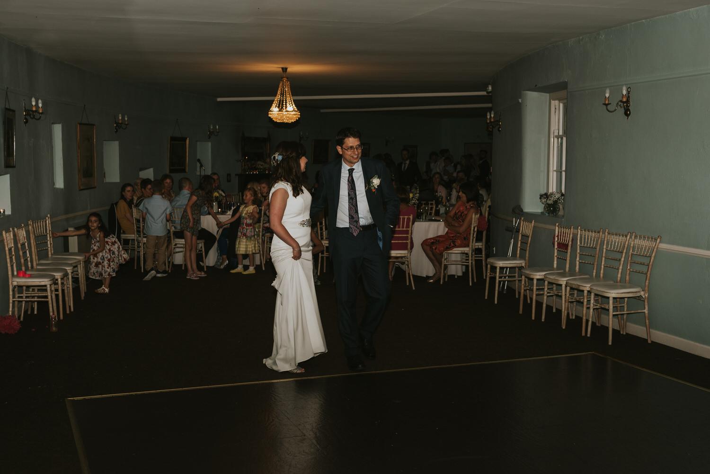 Lissanoure Castle Wedding 111