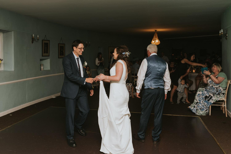 Lissanoure Castle Wedding 112