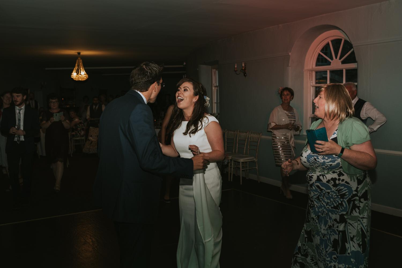 Lissanoure Castle Wedding 114