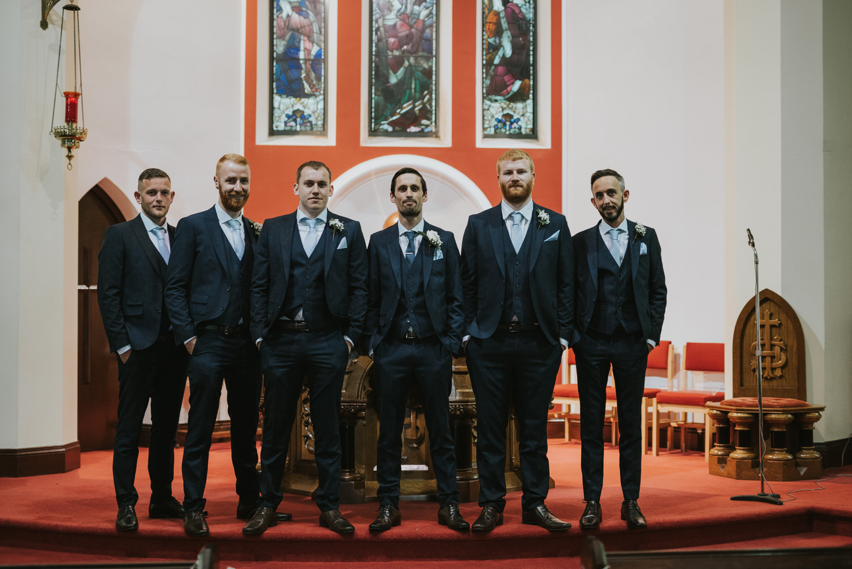 La Mon Hotel Wedding 26