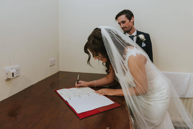 La Mon Hotel Wedding 55