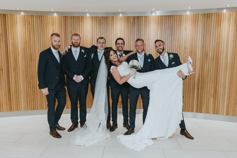 La Mon Hotel Wedding 60