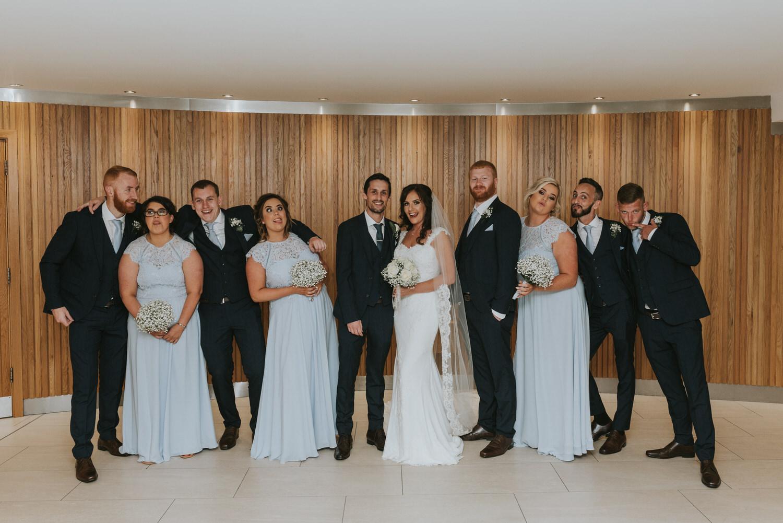 La Mon Hotel Wedding 62