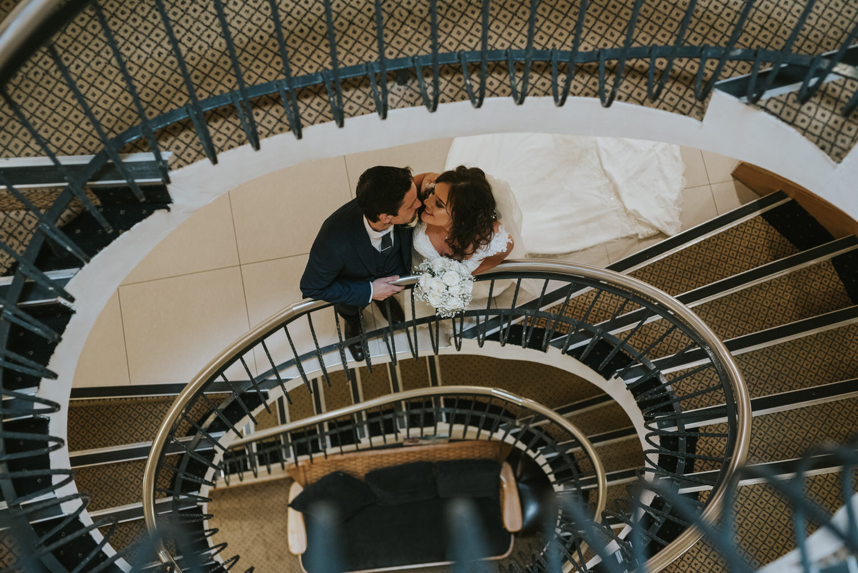 La Mon Hotel Wedding 63
