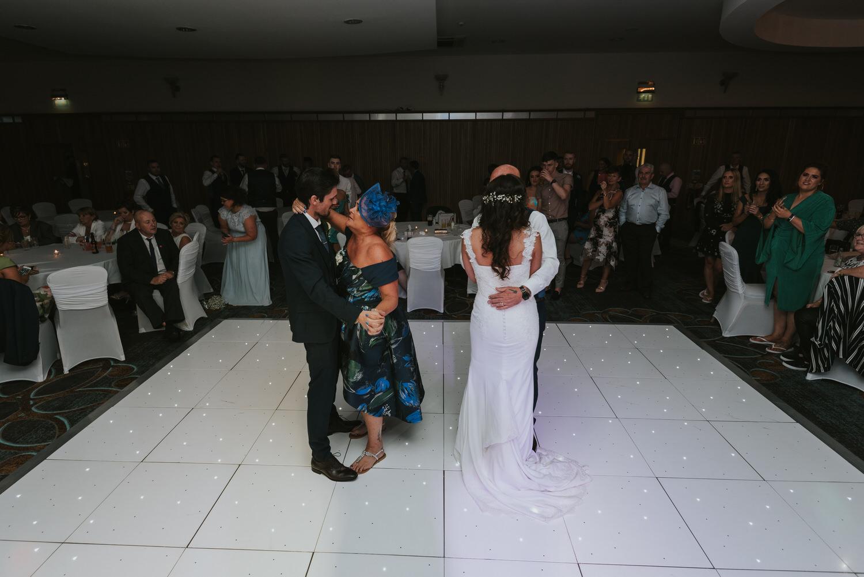 La Mon Hotel Wedding 107
