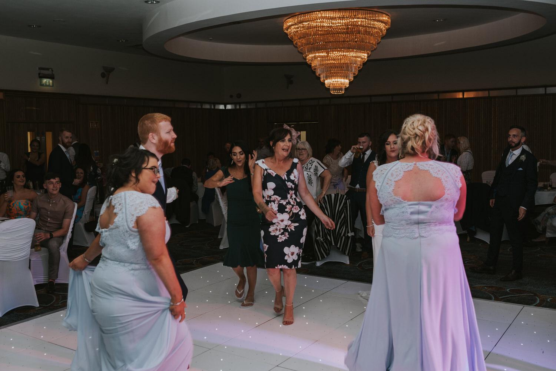 La Mon Hotel Wedding 108
