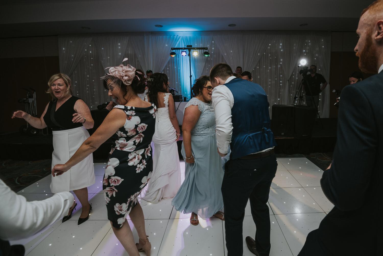 La Mon Hotel Wedding 111