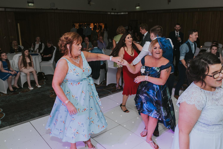 La Mon Hotel Wedding 113