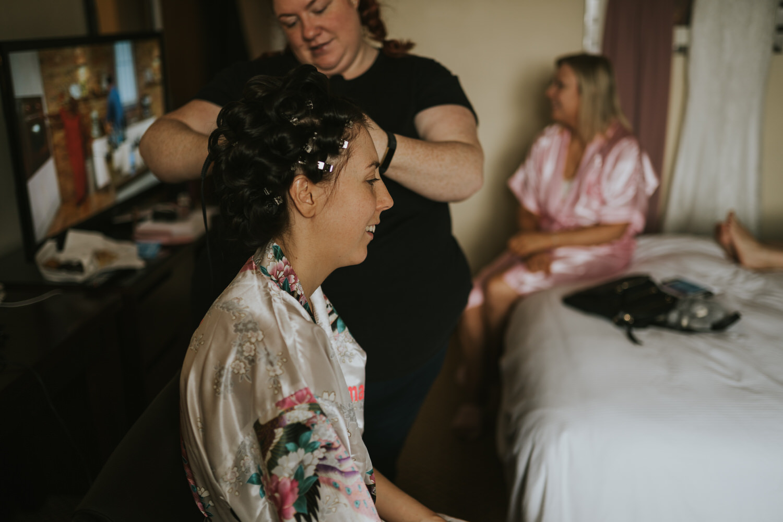 Belfast Hilton Templepatrick Wedding 10
