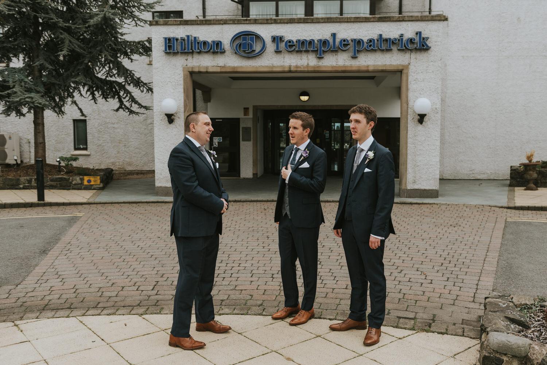 Belfast Hilton Templepatrick Wedding 34